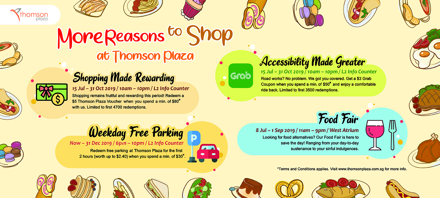 Events Category What's New:: Thomson Plaza – Shopping Center